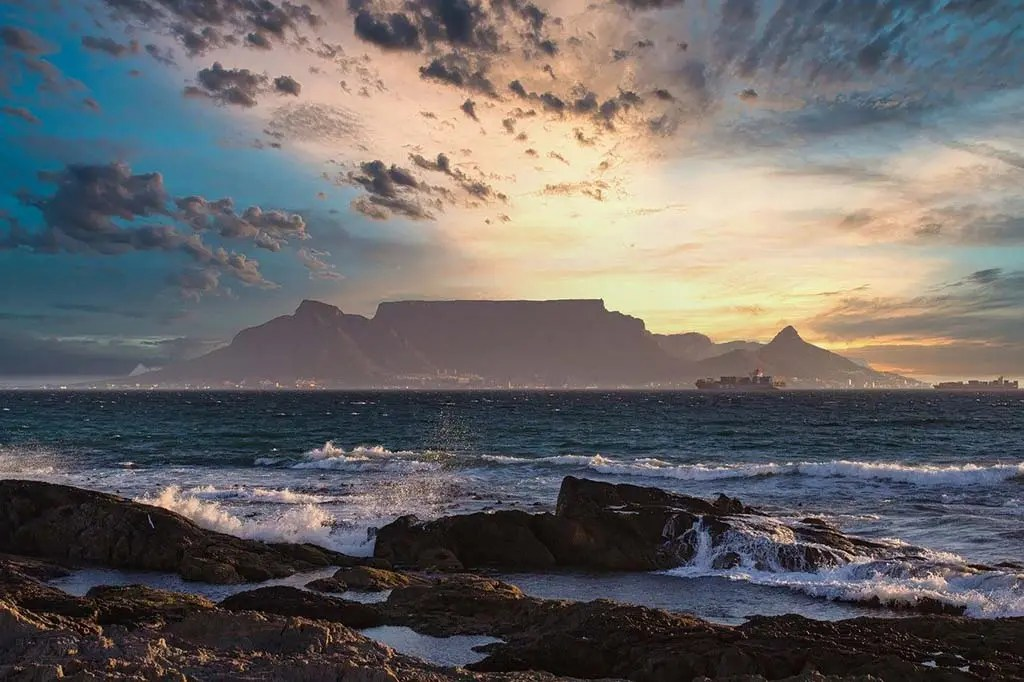 cape town, best places to visit for female solo travelers