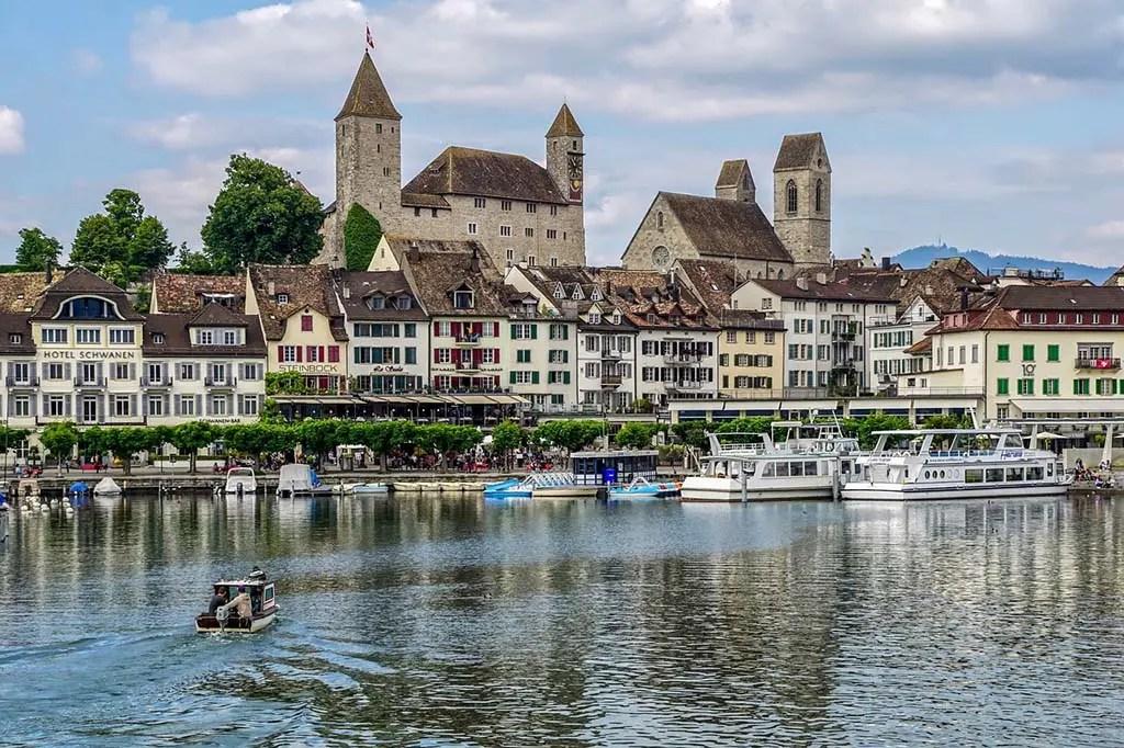 Zurick Switzerland, places to visit