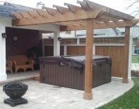 Pergola Privacy Fence | Outdoor Goods