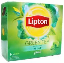 Lipton Green tea Mint