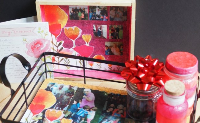 Get Mom In The Photos Mother S Day Decoupage Memory Gifts