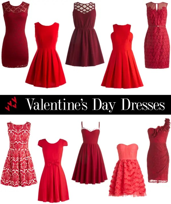 Valentines Day Dresses Life Unsweetened
