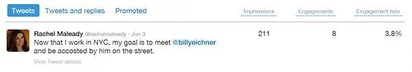 Billy Eichner Tweet