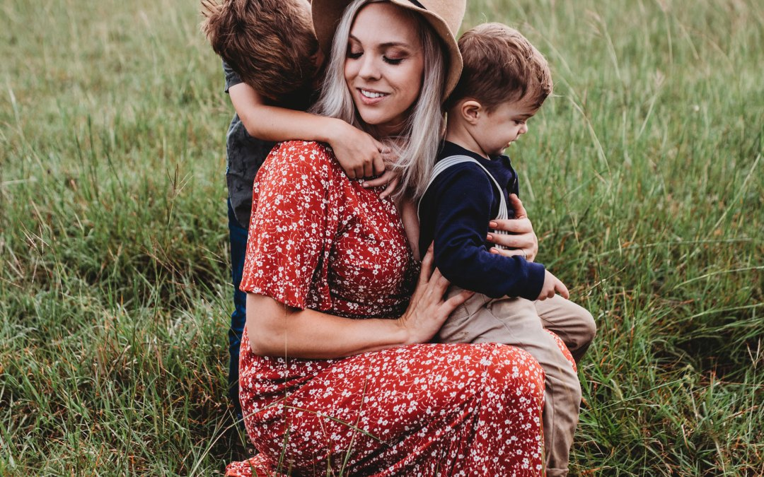 'The Mission of Motherhood' & More for A Tuesday Morning