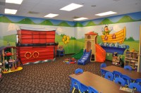 Play Room - Lifeway Church Interiors