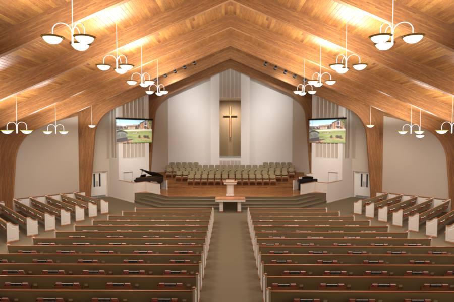 P Lifeway Church Interiors