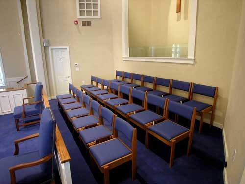 Church Choir Chairs Wood Frame Choir Chairs