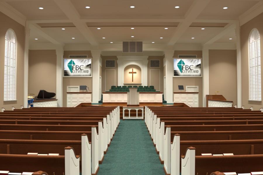 Church Interior Decorating Services Church Decorating