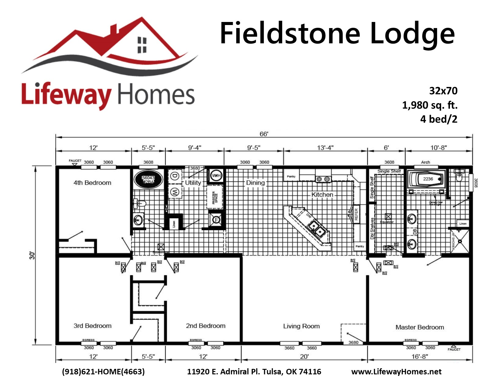 Fieldstone Lodge Home