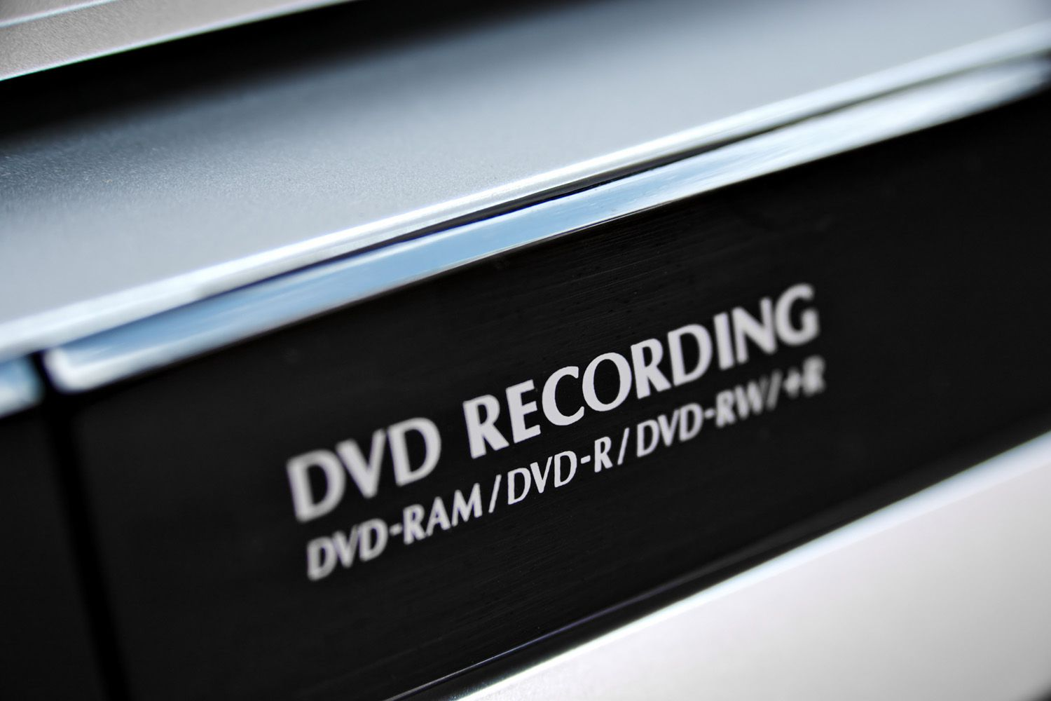 hight resolution of transfer video from a digital to dvd recorder
