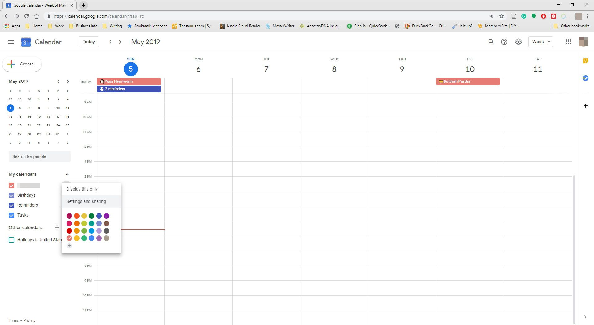 Import Events From Google Calendar Into Outlook