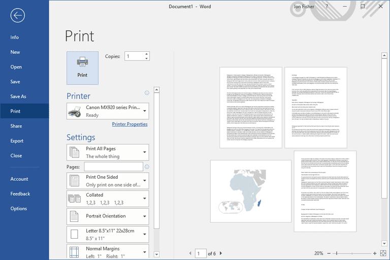 How To Make A Large Table Fit On One Page In Word