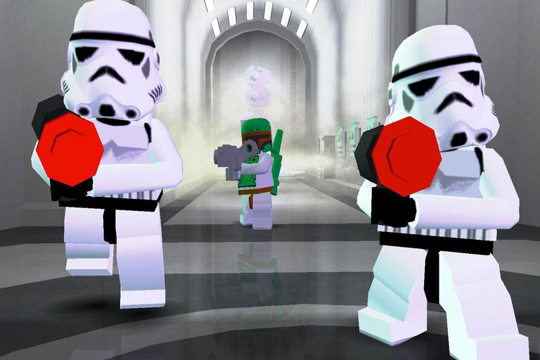 Lego Star Wars Ii The Original Trilogy Ps2 Cheats And