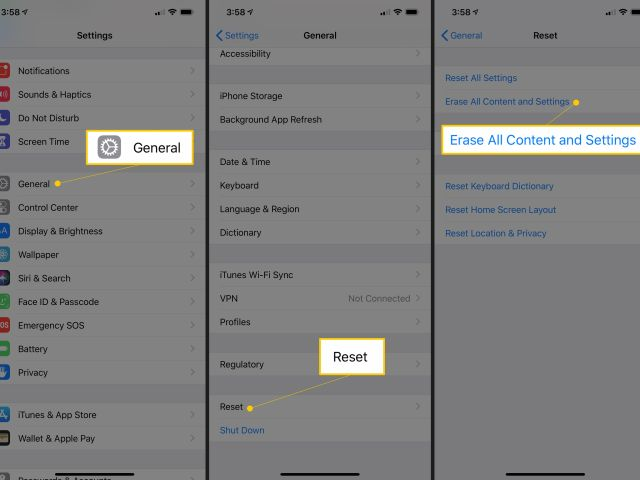 How to Factory Reset an iPhone (All Models)