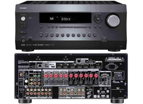 small resolution of integra drx 5 home theater receiver with custom control