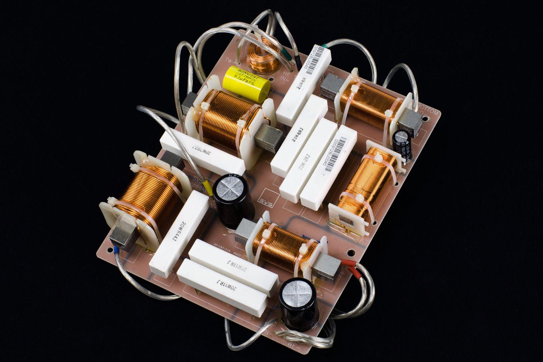 Way Crossover Speaker Circuit Diagram