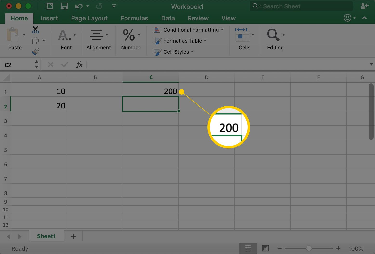How To Multiply Numbers In Excel