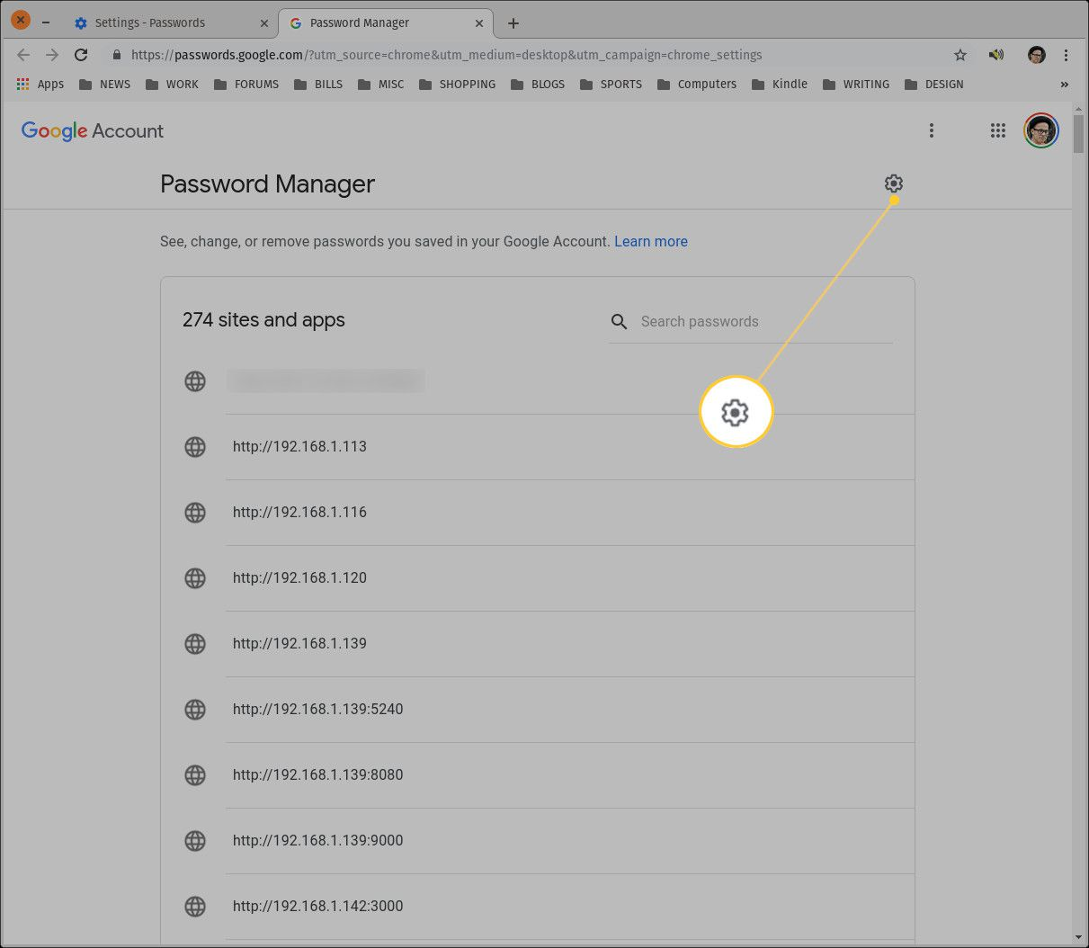How to Use the Chrome Password Manager