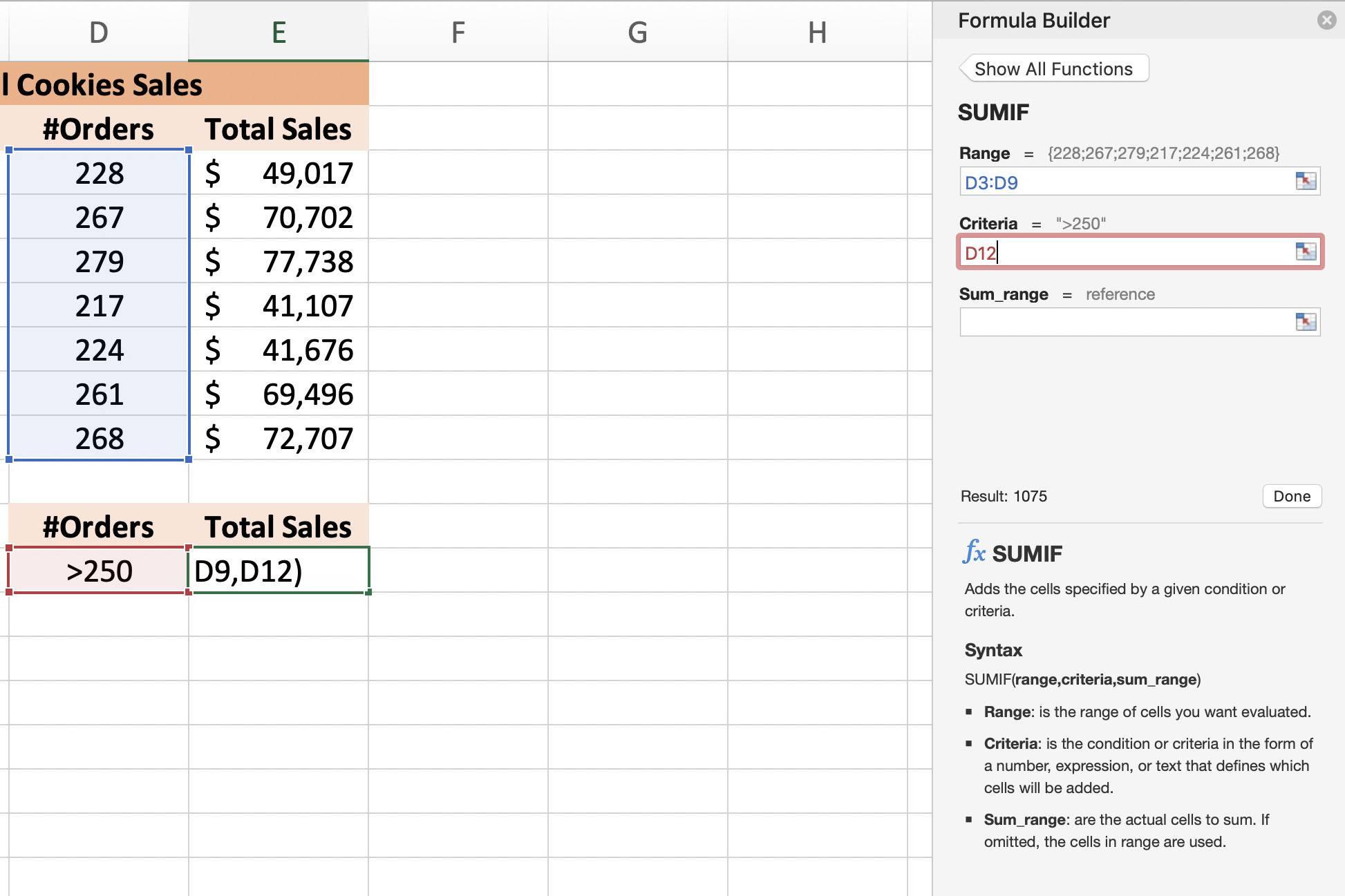 Excel Worksheet Active Range