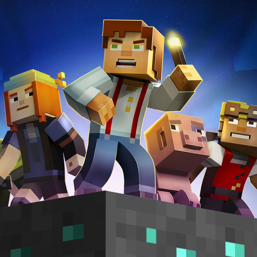 Nintendo Wallpaper Iphone X Minecraft Story Mode A Big Adventure Game With Missing Parts