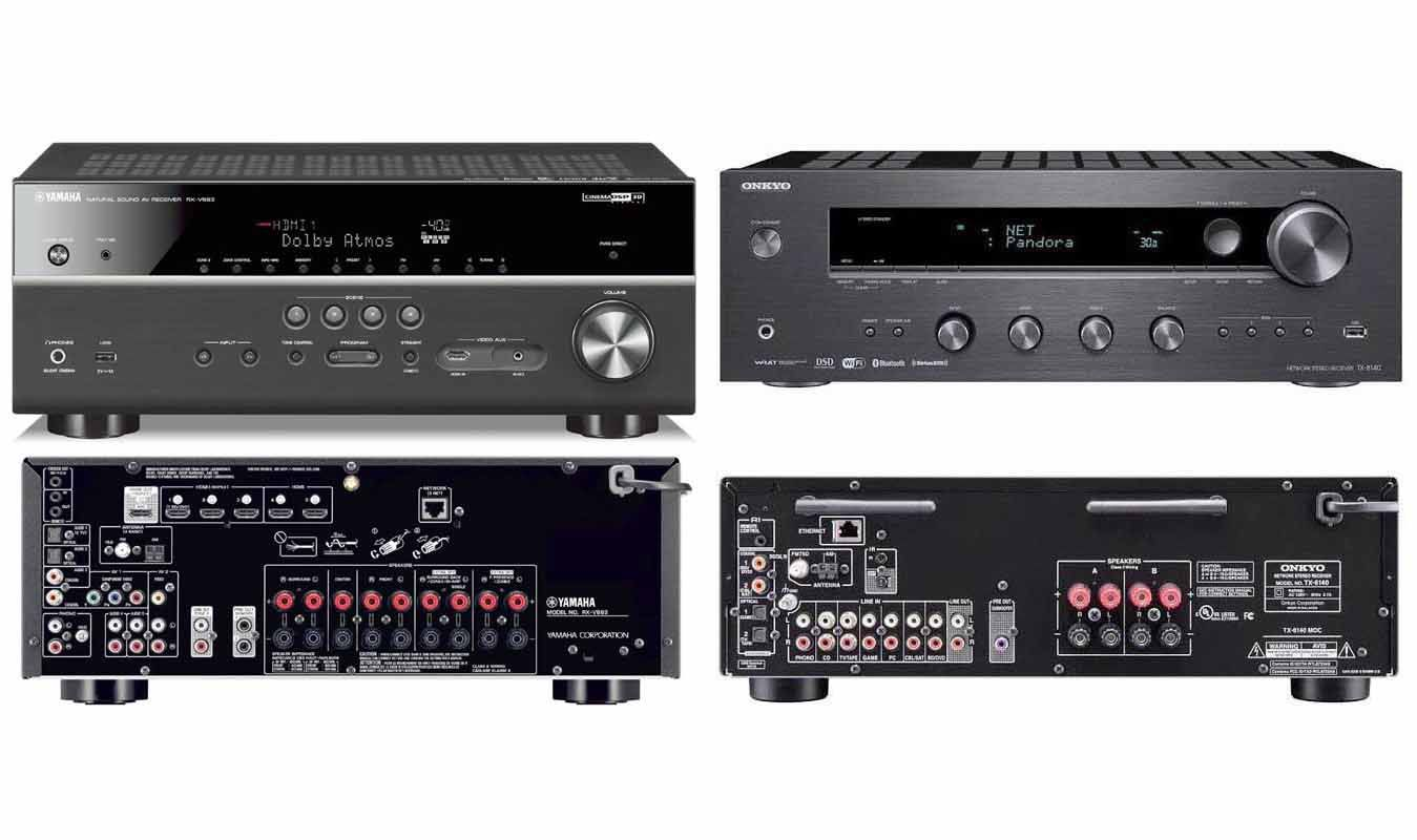 hight resolution of home theater receiver vs stereo receiver