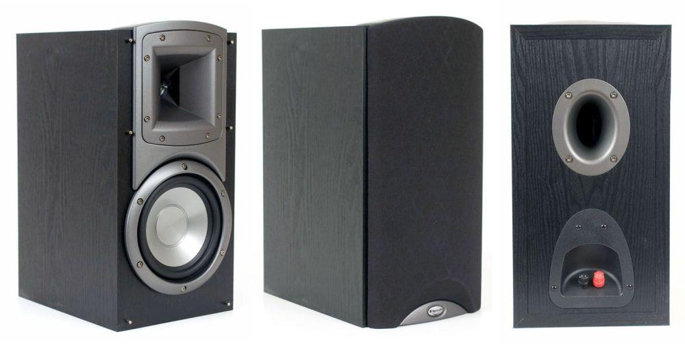 medium resolution of klipsch b 3 bookshelf speaker