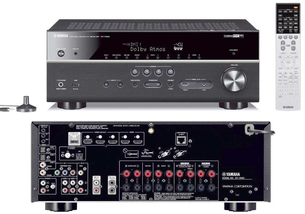 medium resolution of how to get a home theater receiver up and running