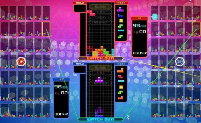 How To Play Tetris 99 On Nintendo Switch