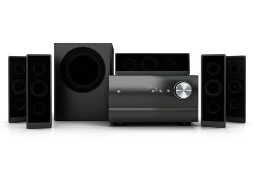small resolution of compact home theater system