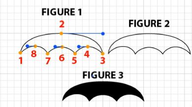 How to Draw a Bat, Witch Hat, and Ghost in Illustrator