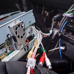 Home Theater Wiring Diagram Sink Drain Line For Installing A New Head Unit - Car Stereo