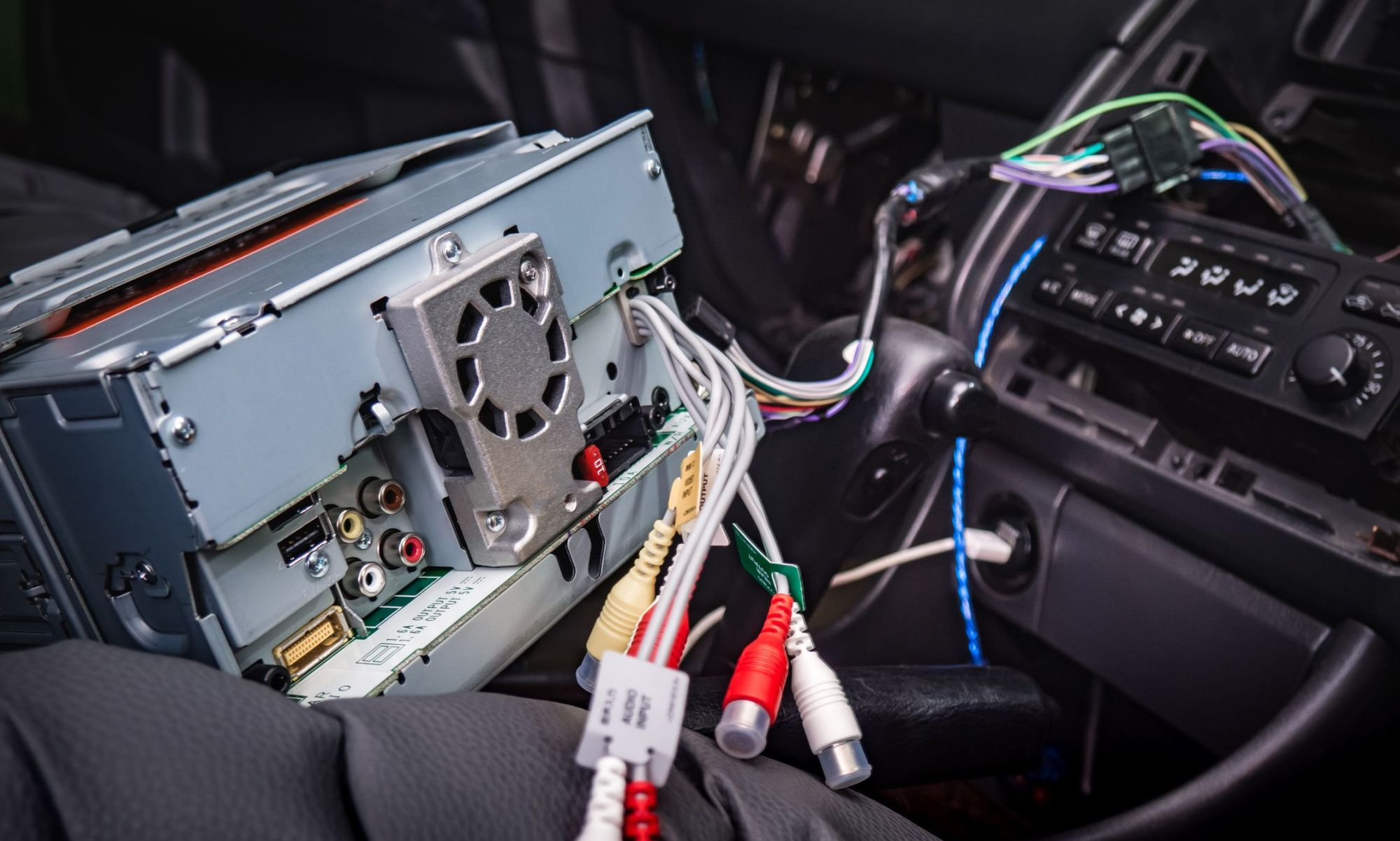 hight resolution of a diy guide to installing a new head unit