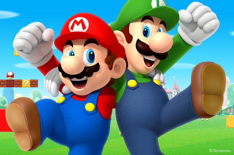 How Super Mario Bros Saved Video Games