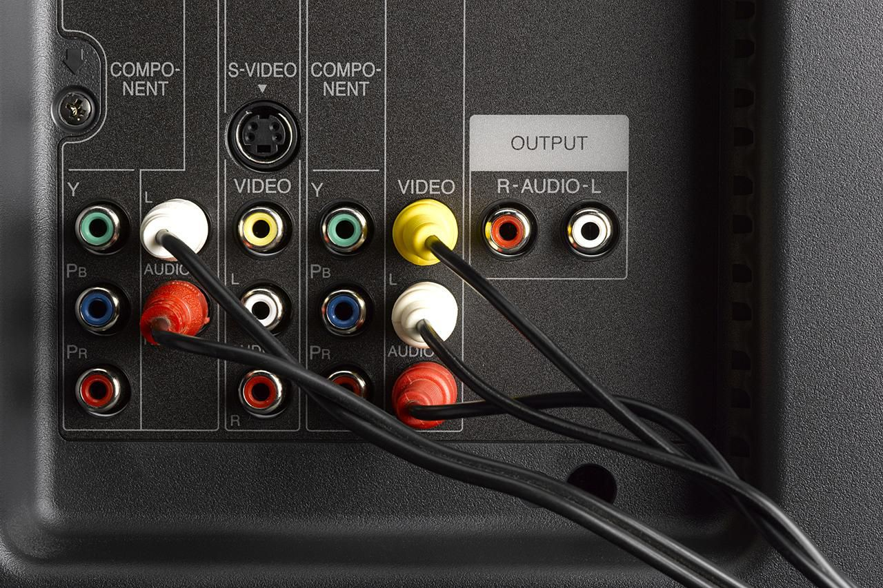 Phone System Wiring Basics How To Connect A Tv To A Speaker System