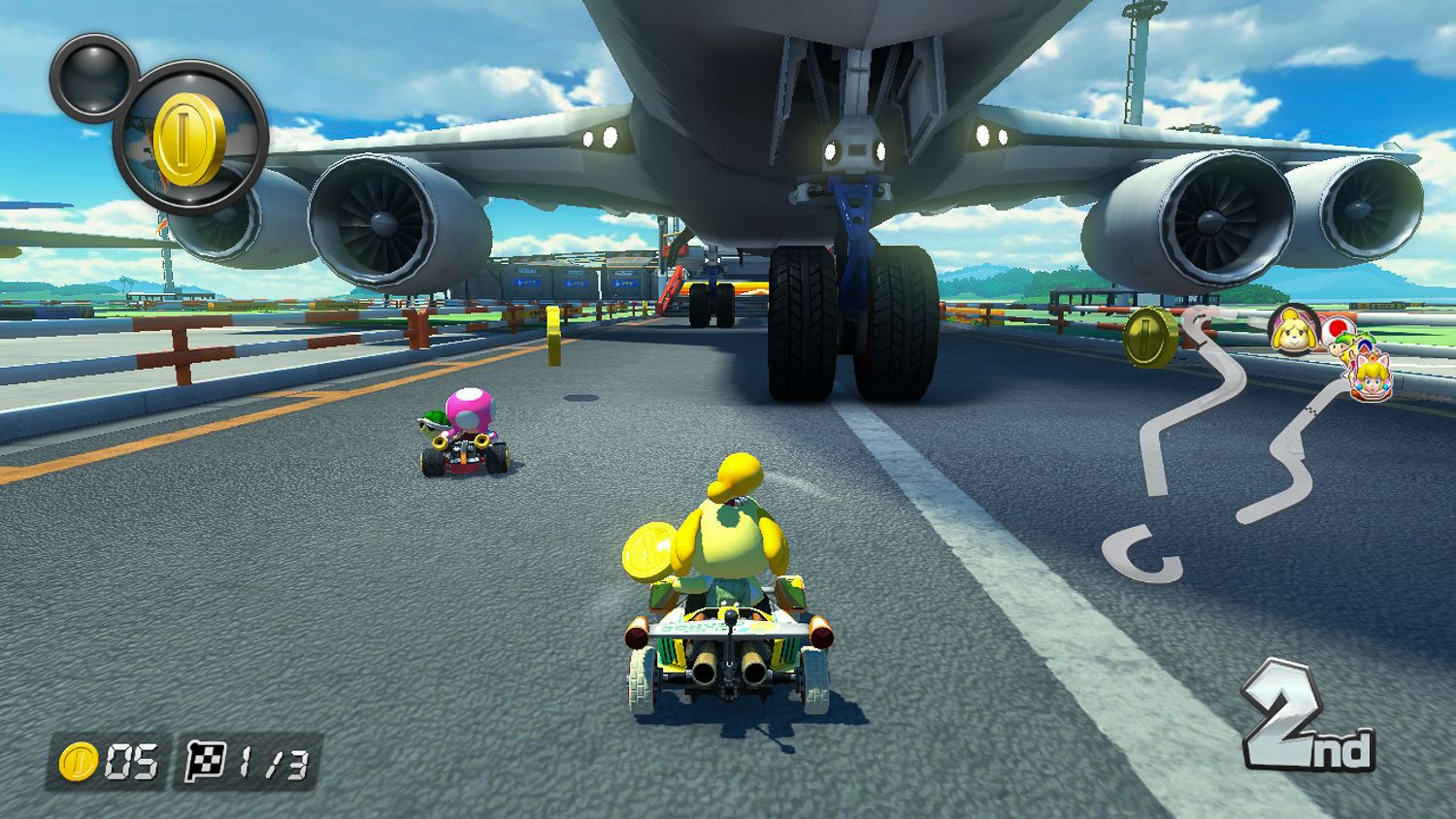 Mario Kart 8 Deluxe Review A Recreated And Updated Classic