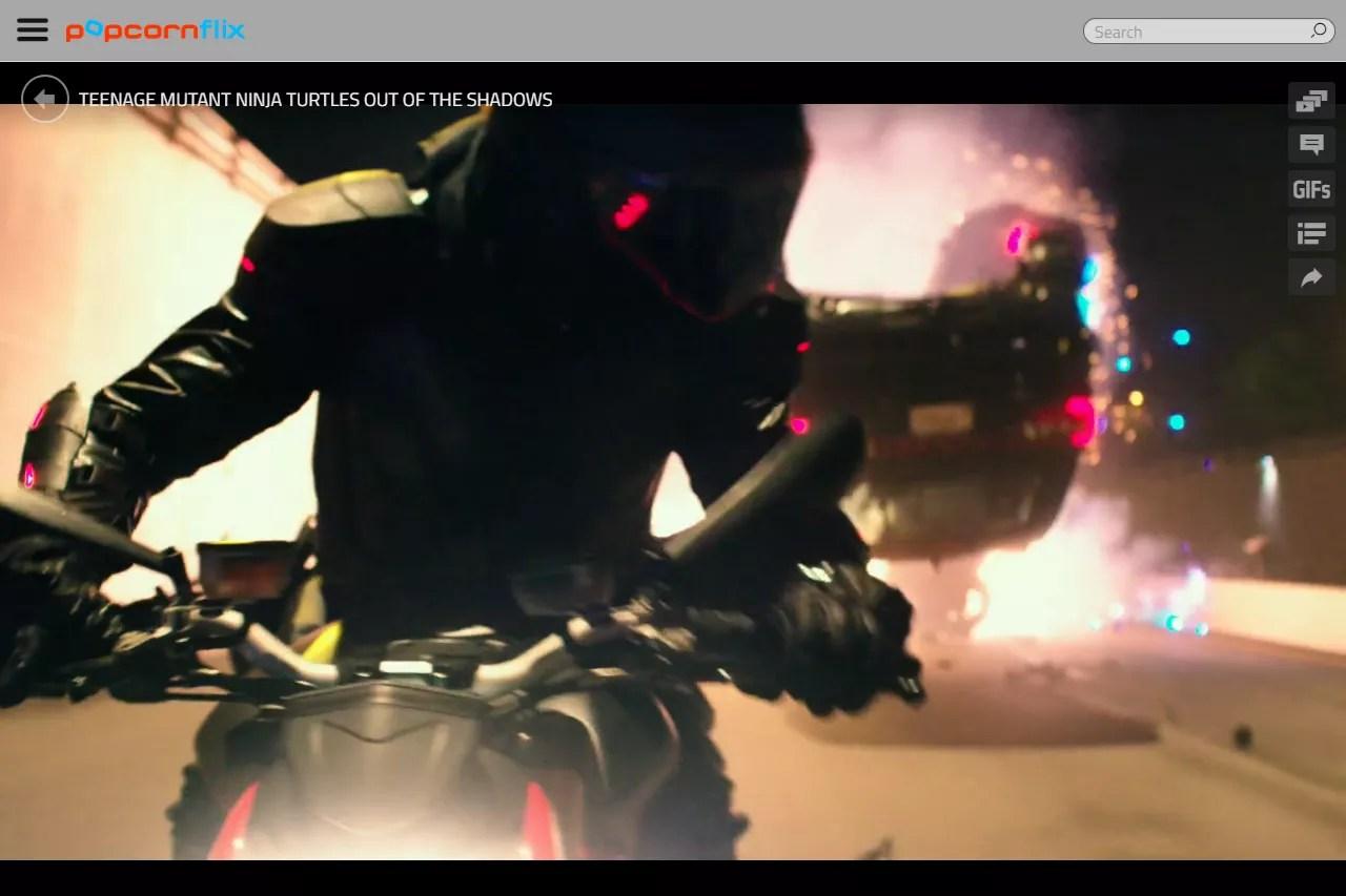 Teenage Mutant Ninja Turtles free movie on Popcornflix