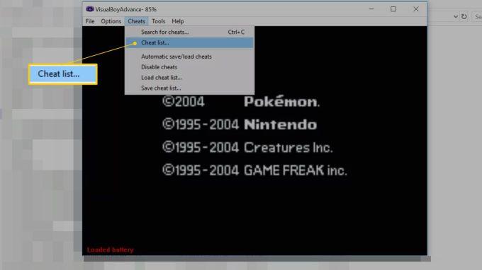 pokemon emerald gba emulator cheats infinite money