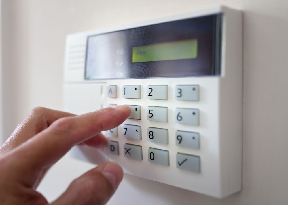 medium resolution of home security keypad wiring