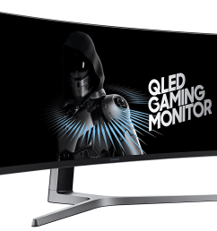 samsung lc49hg90dmnxza chg90 series curved 49 inch gaming monitor [ 1500 x 1000 Pixel ]