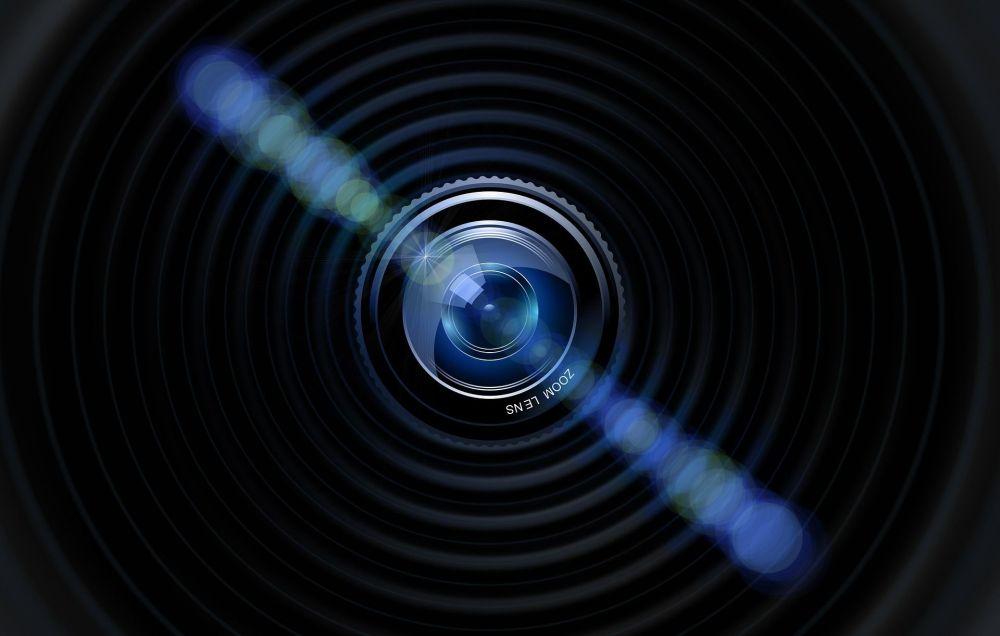 medium resolution of camera lens