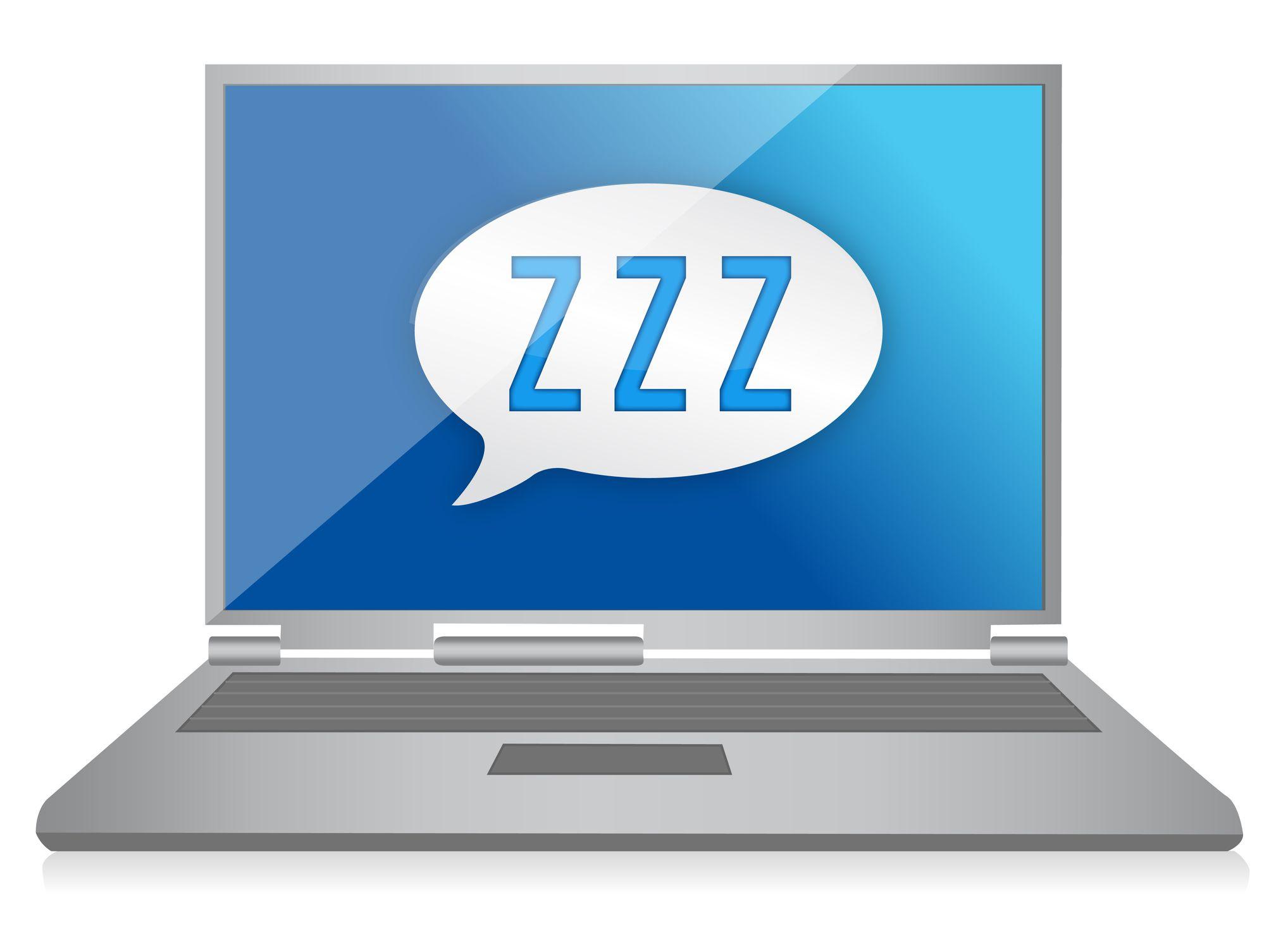 How to Change Windows Sleep Settings