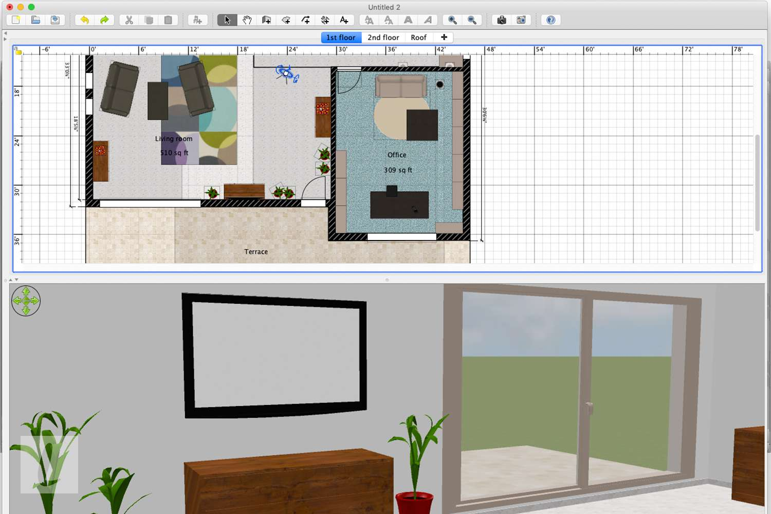 Weitere virengeprüfte software aus der kategorie grafik & foto finden. Sweet Home 3d Review Fun And Easy With Some Limitations