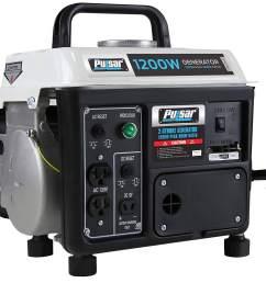 best low power pulsar 1200w portable gas powered generator [ 1500 x 1385 Pixel ]