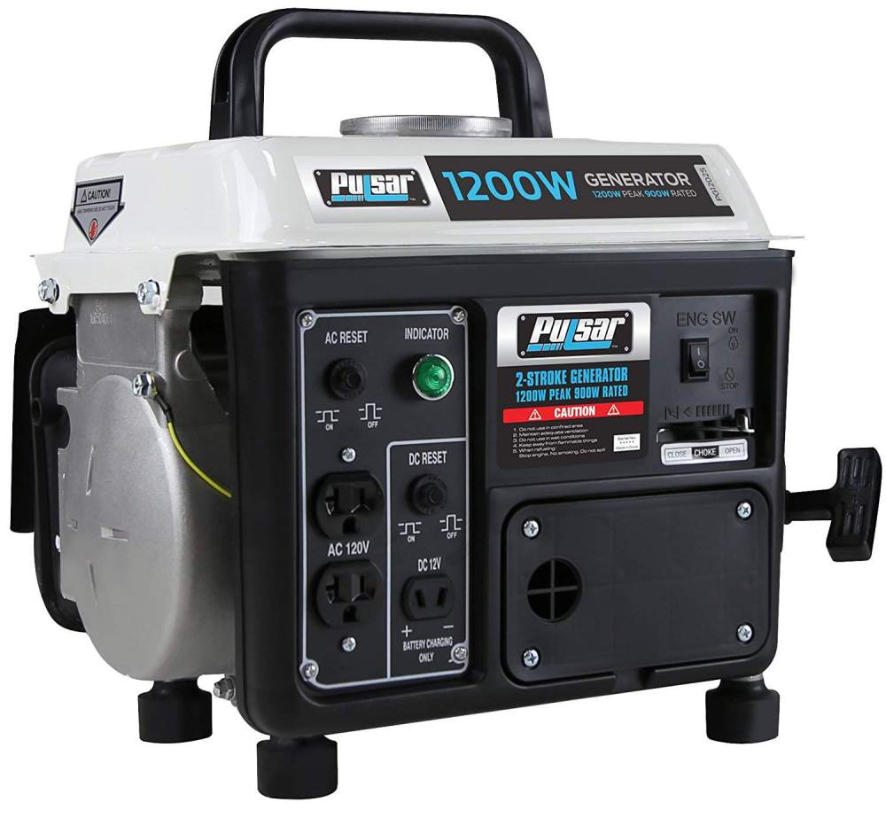medium resolution of best low power pulsar 1200w portable gas powered generator