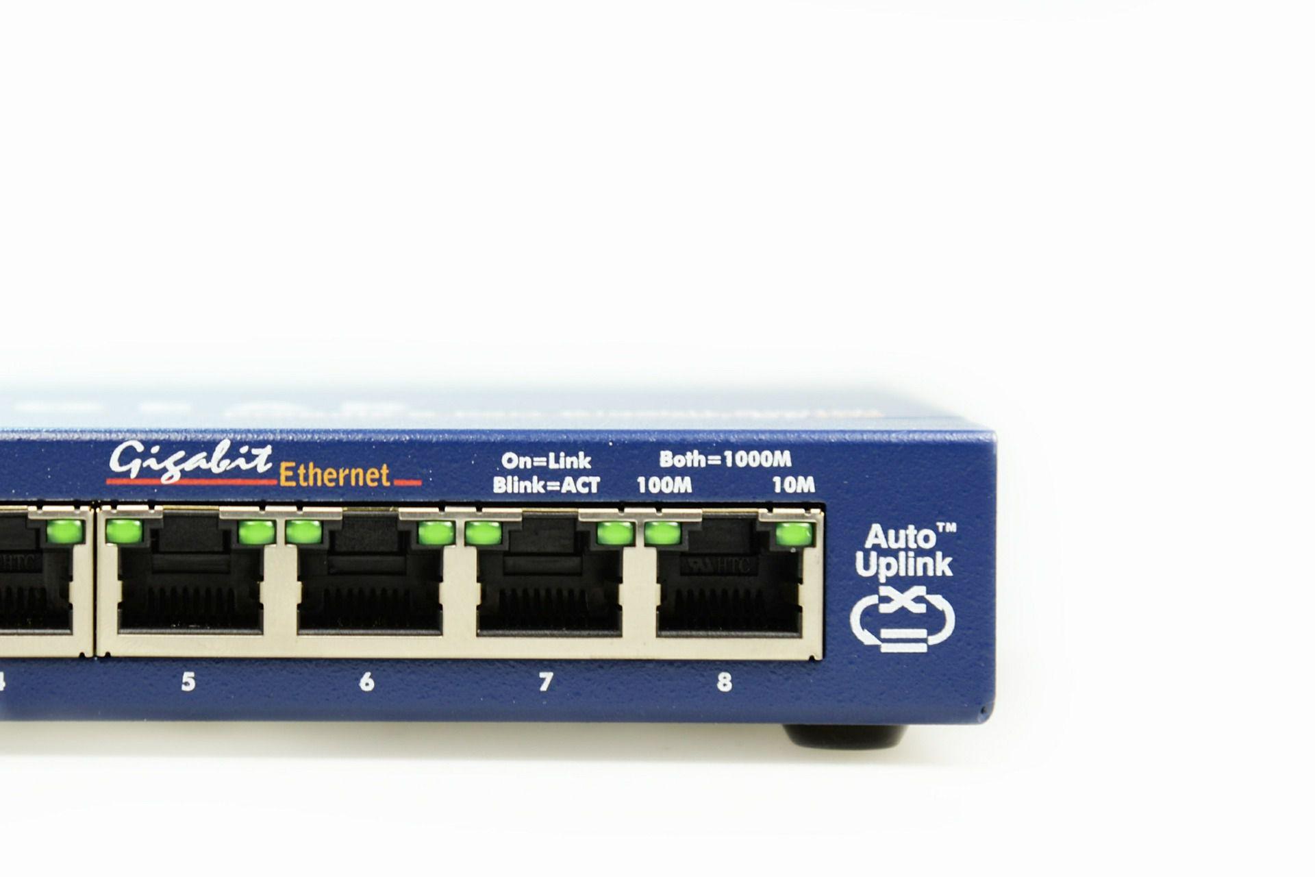 hight resolution of gigabit ethernet switch