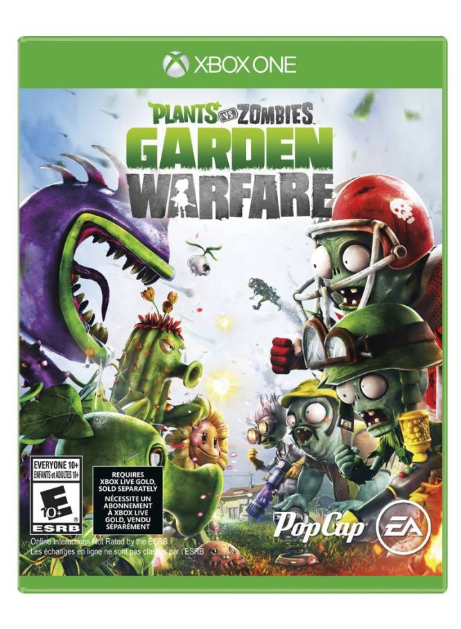 Character Classes Each Of Pvz Garden Warfare S
