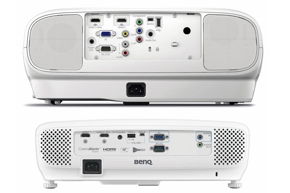 medium resolution of video projector connection examples