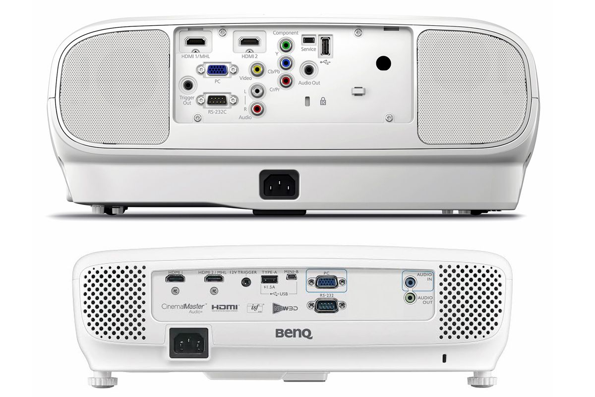 hight resolution of video projector connection examples