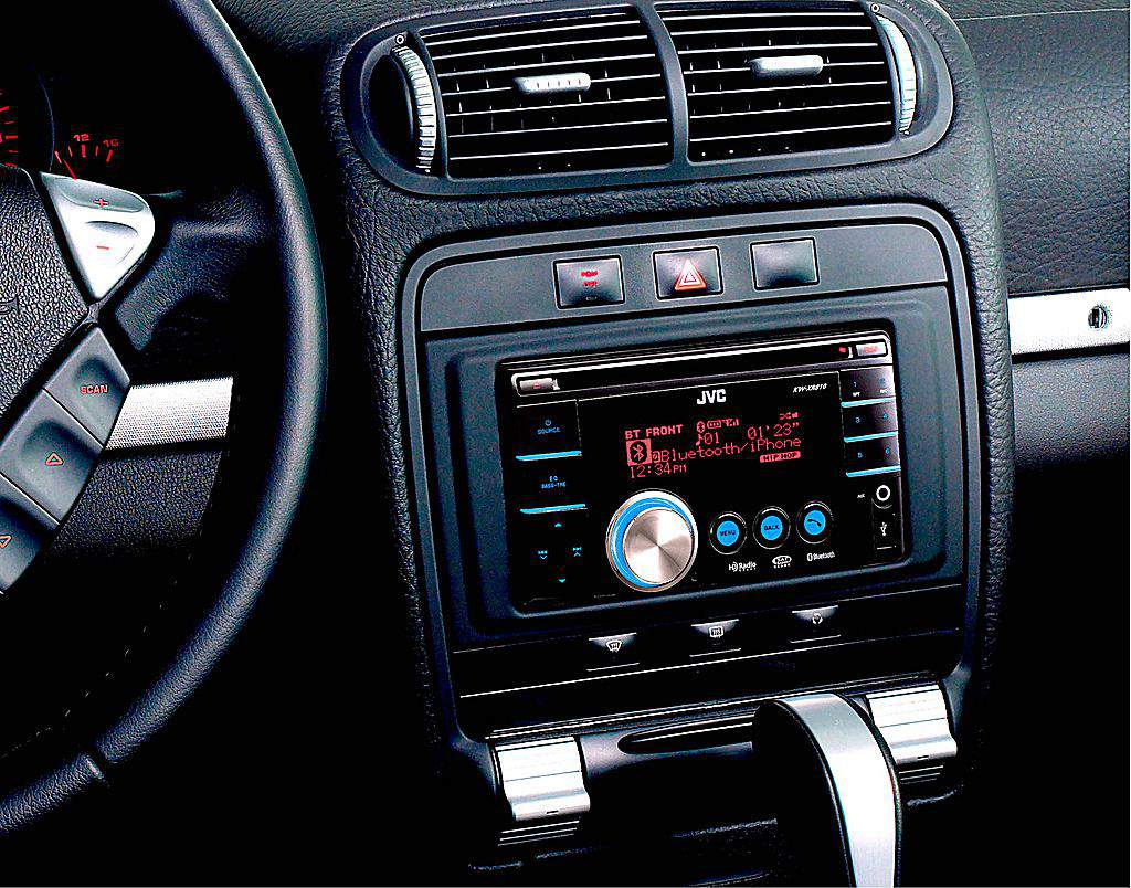hight resolution of there are a lot of ways to upgrade a car audio system but even a newbie can jump right in with the right information image courtesy of jvc america