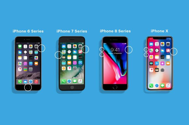 How to Restart an iPhone (All Models)
